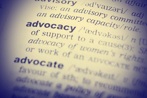 Service -  Definition of Advocacy