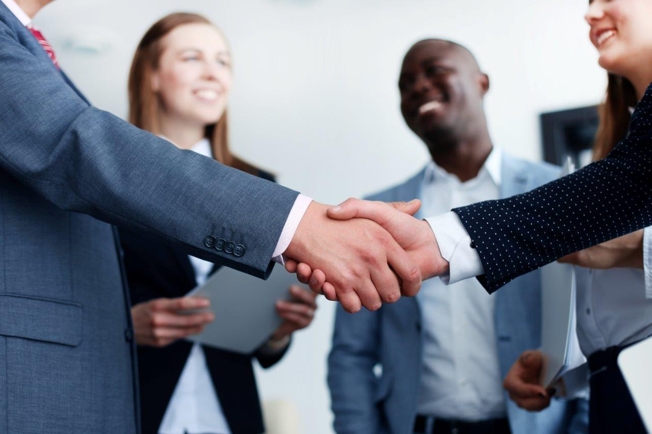 Service - Group handshake